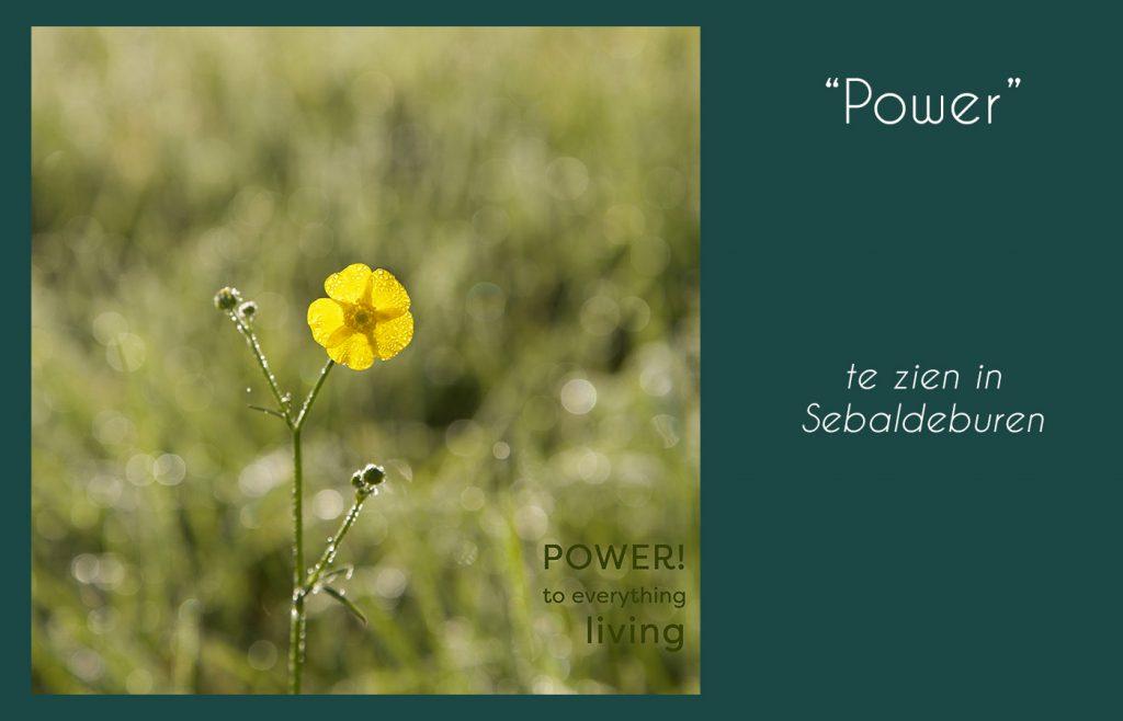 Power, kunstwerk van Studio Smik