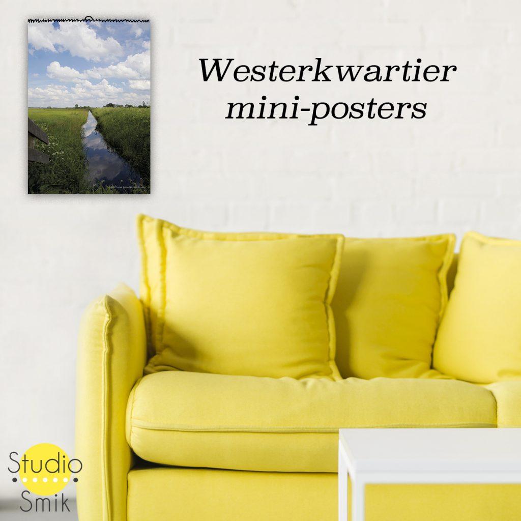 Prachtige miniposters om je dag of interieur op te vrolijken