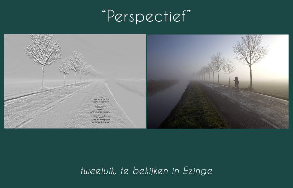 Perspectief, kunstwerk van Studio Smik